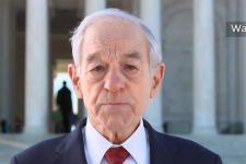 Dr. Ron Paul's Latest Warning: Take A Hard Look At Your Money Now
