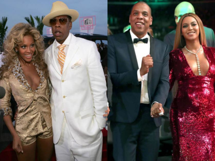 Iconic Celebrity Photos from the Time They Started Going out