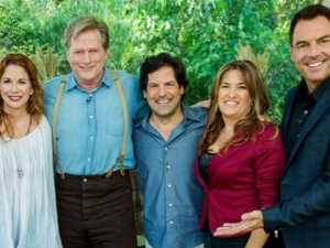 Cast of 'Little House on the Prairie' Reunited